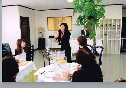 おひなさまのティーパーティー(平成25年2月24日・25日開催)